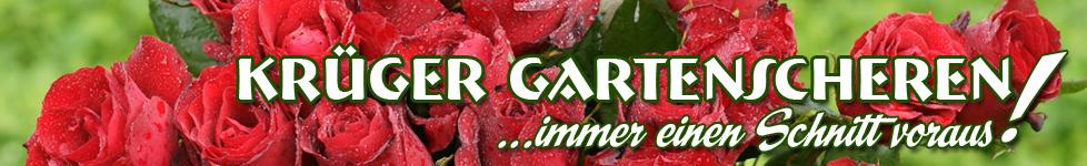 KRÜGER Gartenscheren